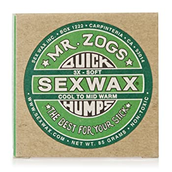 Mr Zogs Quick Humps Surf Wax