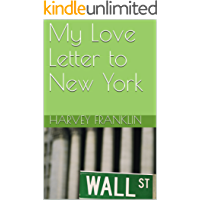 My Love Letter to New York (English Edition)