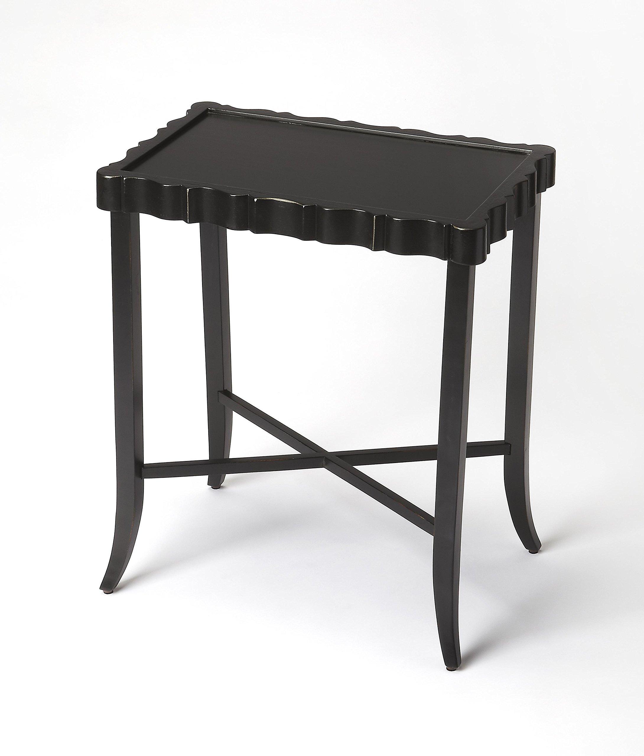 Butler Specialty Company 5016111 Tea Table Devon Licorice, Black