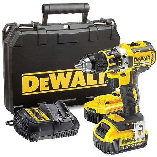 DeWALT DCD790M2-QW  : une machine robuste et puissante