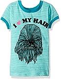Star Wars Girls' Chewbacca T-Shirt