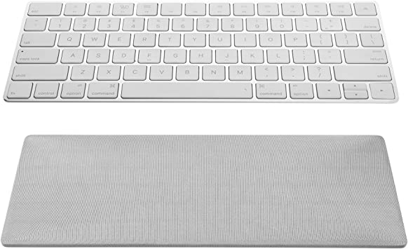 Elastic Dust Cover Sleeve for Apple Wireless Keyboard Light Grey Magic Keyboard 2