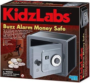 Kidz Labs Fun Science Cassaforte con Allarme e Combinazione