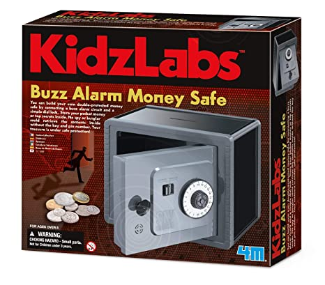 Great Gizmos 4M - Alarm Protective Monkey Bank (004M3289)