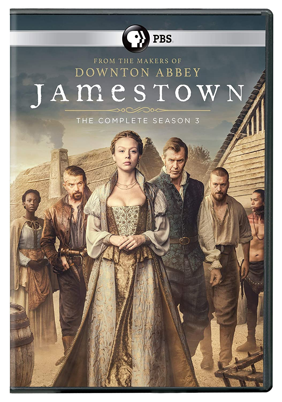 Amazon com: Jamestown, Season 3 DVD: Naomi Battrick, Max
