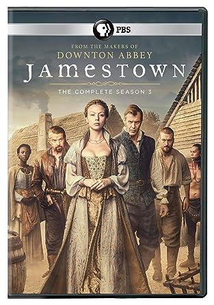 Jamestown, Season 3 DVD
