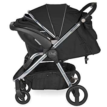 Amazon Com Recaro Performance Denali Luxury Stroller Onyx Baby