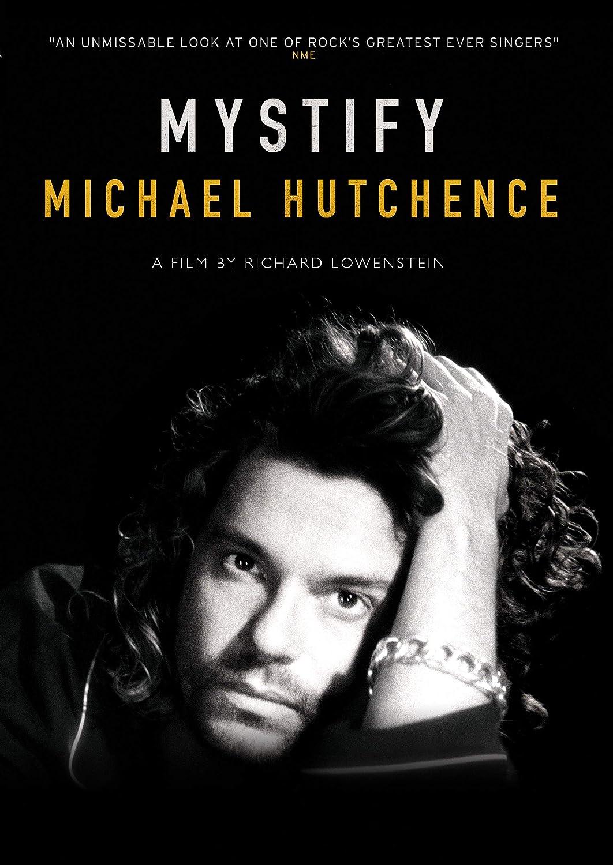 Mystify Michael Hutchence Poster INXS Australian Rock Band Art Film Print