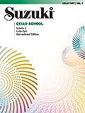 Suzuki Cello School: Cello Part, Vol. 2