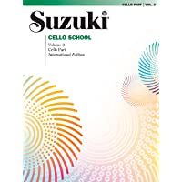 Suzuki Cello School, Vol 2: Cello Part: 002