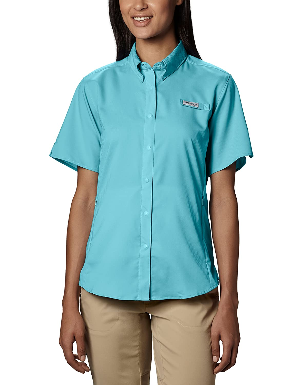 7d64a5f9aaa Columbia Sportswear Women s Tamiami II Short Sleeve Shirt  Amazon.co.uk   Clothing