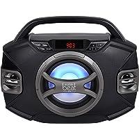 mobile beat DJ 44 BT, 250 W Boombox mit 1800mAh Akku, Bluetooth 3.0, Radio, AUX, USB