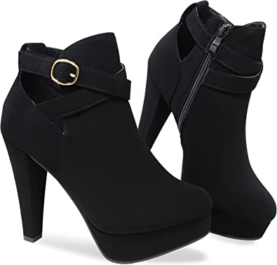 Wedges Boots Ankle