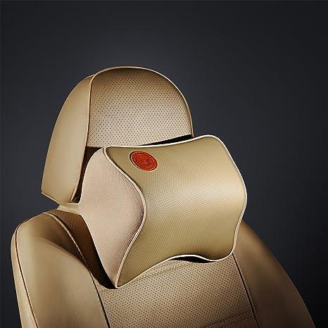 Amazon.com: Bosoner - Almohada cervical para coche, cómoda y ...