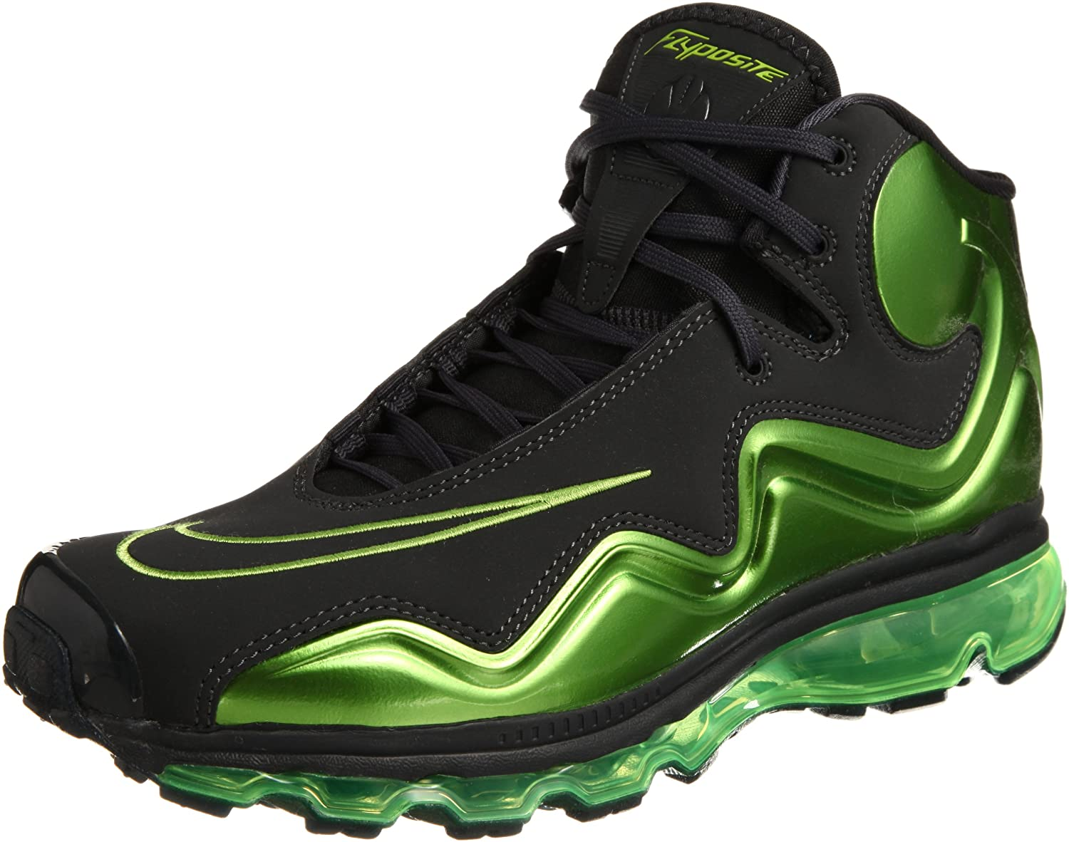 Amazon.com | Nike Air Max Flyposite - Anthracite / Anthracite-Brilliant  Green, 9.5 D US | Fitness & Cross-Training