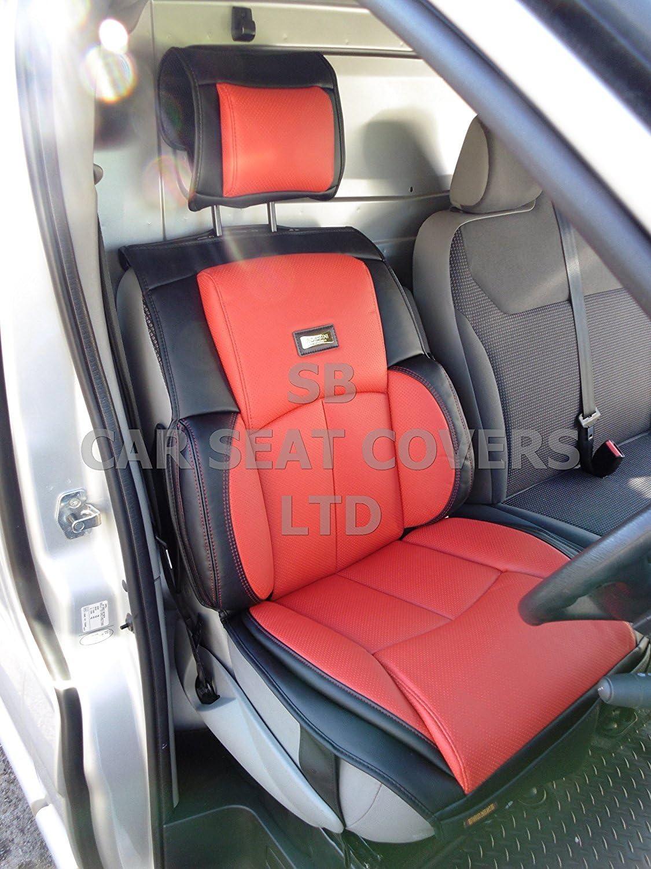 WNB® Vauxhall Opel Vivaro 14/> 100/% Fit Tailored Heavy duty Nylon Van Seat Cover