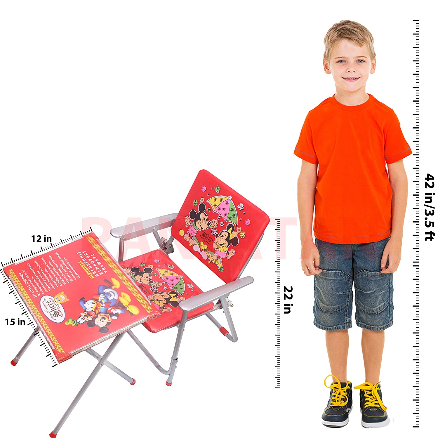 Buy Panjatan Kiddo Study Chair Table Set For Kids Age Between 2 To 6 Years Old ColorBlue Online At Low Prices In India