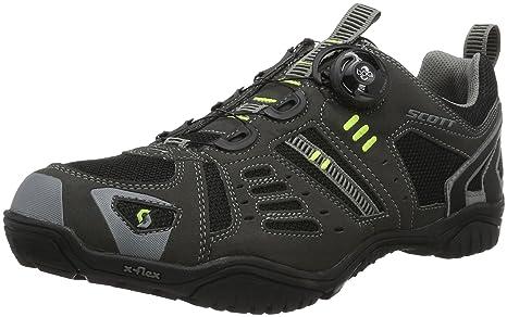 Scott Trail, Unisex-Erwachsene Traillaufschuhe, Schwarz (Black), 40 EU