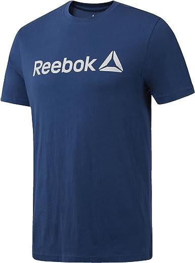 Reebok Delta Read Late Add Camiseta, Hombre: Amazon.es: Ropa y accesorios