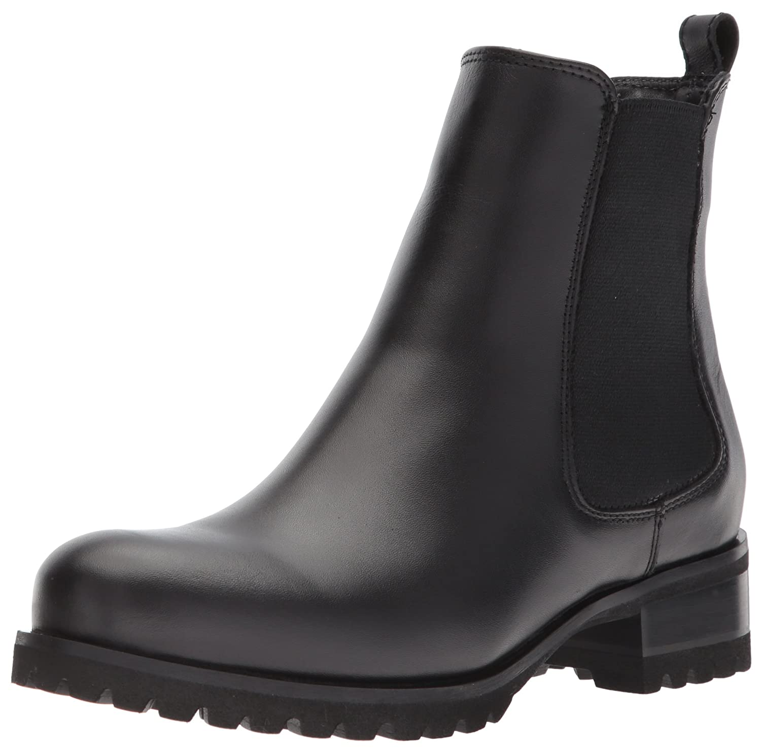 La Canadienne Women's Cleo Leather Fashion Boot B01NBVGVS8 5.5 M US|Black Leather