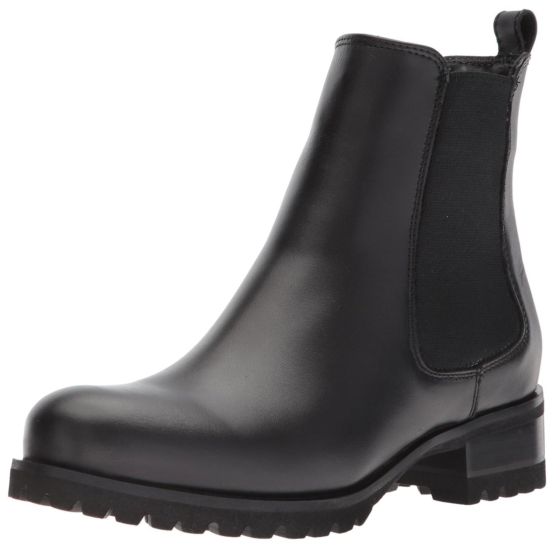 La Canadienne Women's Cleo Leather Fashion Boot B01MS86F5Z 7.5 B(M) US|Black Leather