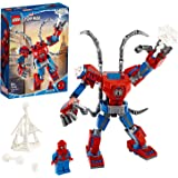 LEGO Super Heroes 76146 Spider-Man Mech Building Kit (152 Pieces)