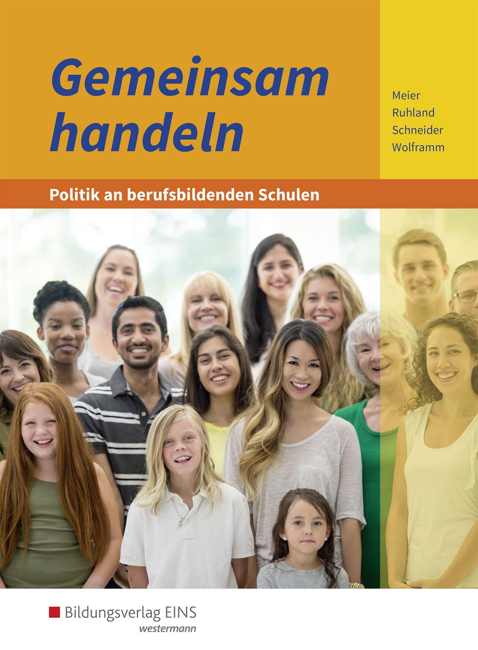 Gemeinsam Handeln   Politik An Berufsbildenden Schulen  Schülerband