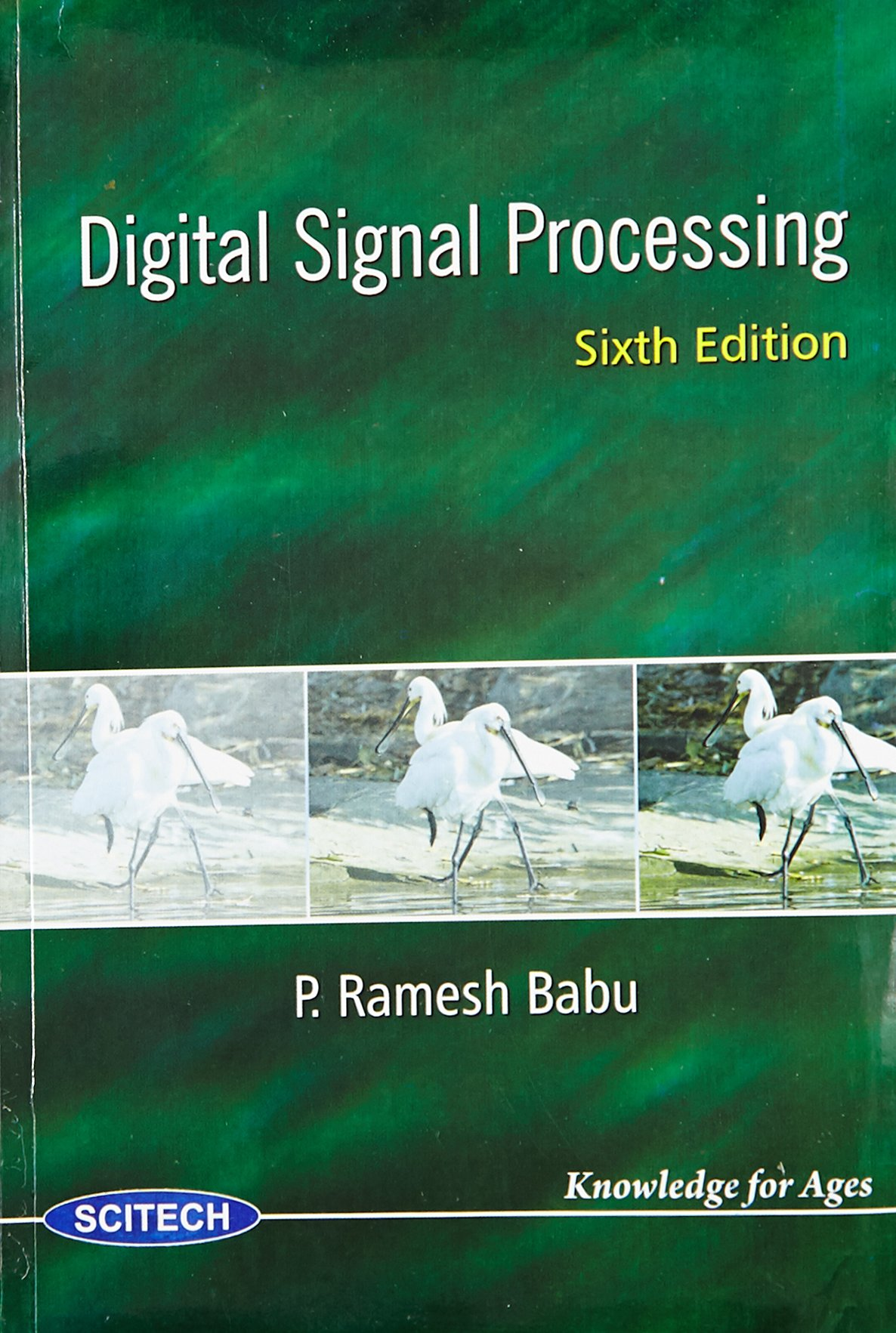 Digital Signal Processing Book By Nagoor Kani
