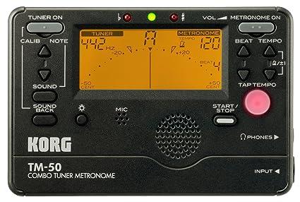 Korg TM50BK product image 1