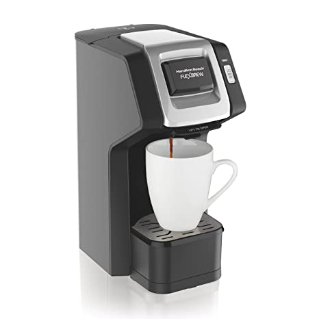 Amazoncom Hamilton Beach 49974 Single Serve Coffee Maker