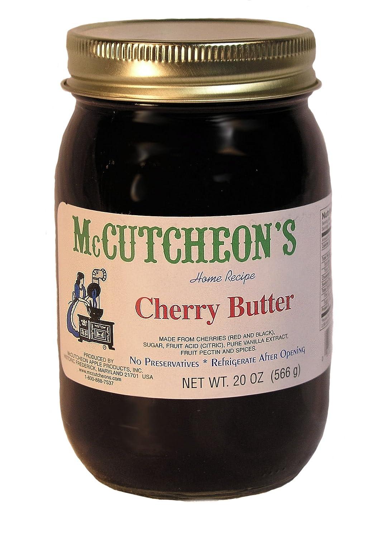 McCutcheon Cherry Butter
