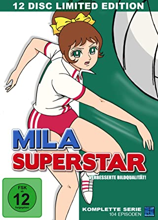 Mila Superstar Gesamtbox [Import allemand]