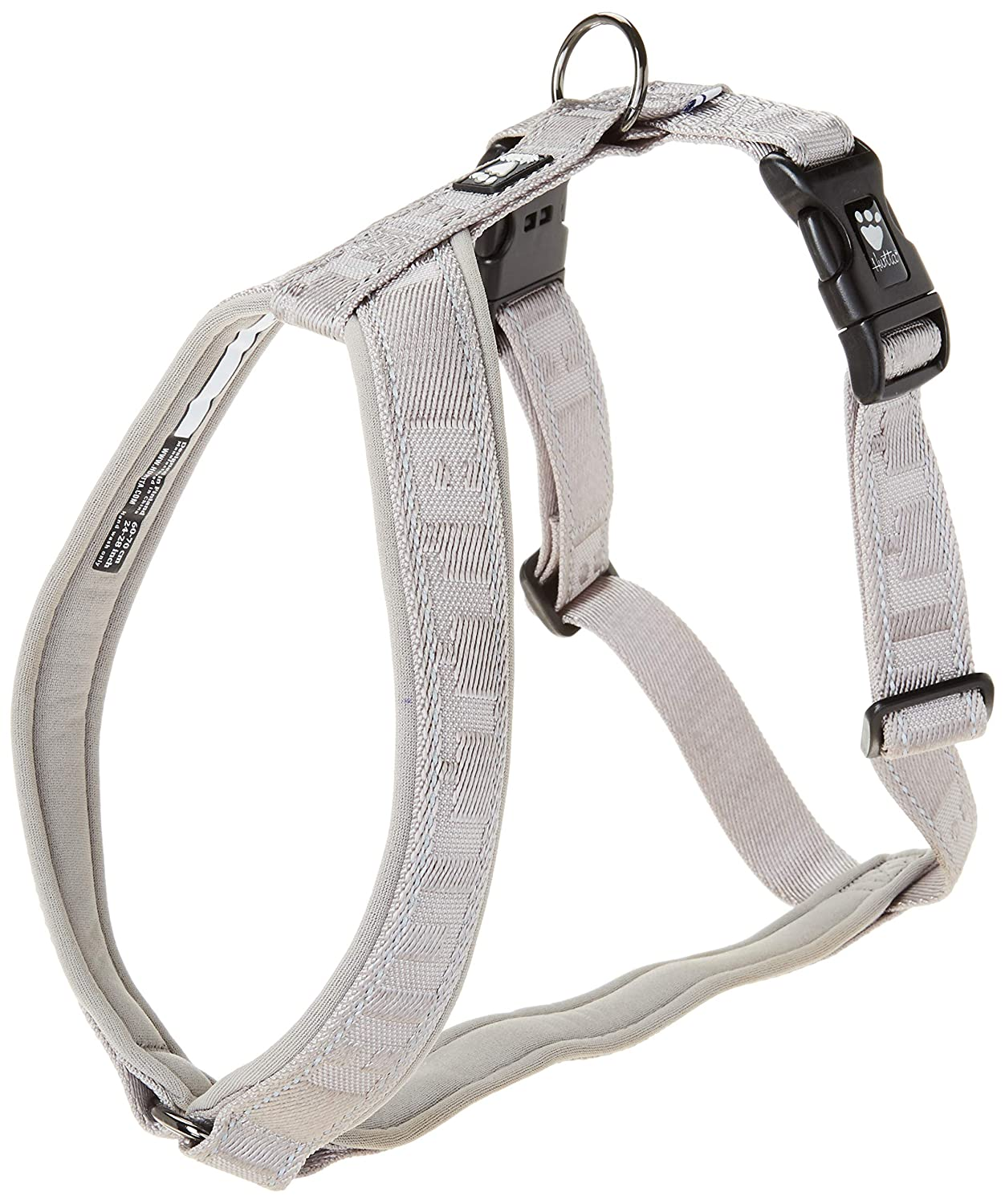 Hurtta Casual Perro Acolchado Y-Harness, Ceniza, 71 cm: Amazon.es ...