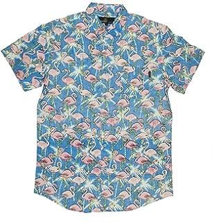 823dc91a M MOLOKAI SURF Official Molokai Button up Slim Fit Hawaiian Short Sleeve  Shirts