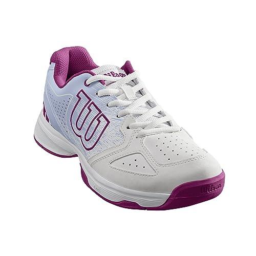 Wilson STROKE JR, Zapatillas de tenis niño, todos niveles y terrenos, , tejido/sintético: Amazon.es: Zapatos y complementos