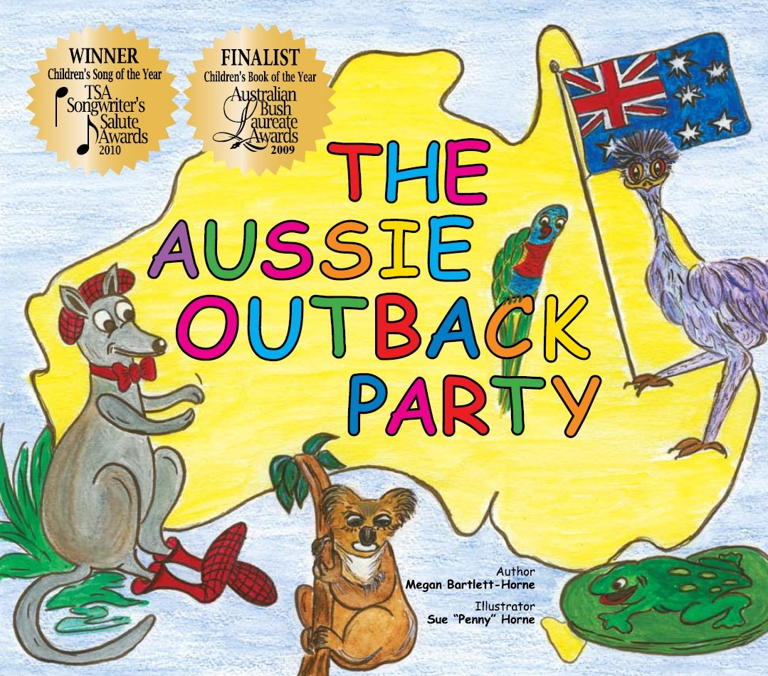 The Aussie Outback Party  English Edition