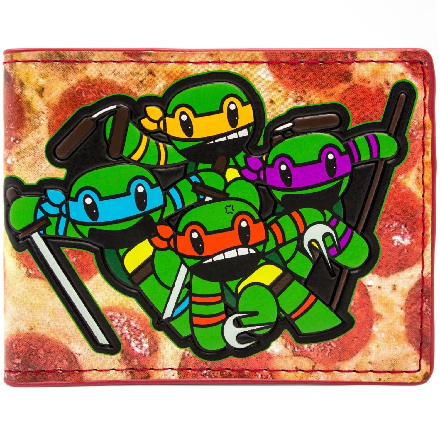 Cartera de Mirage Teenage Mutant Ninja Turtles Los ...