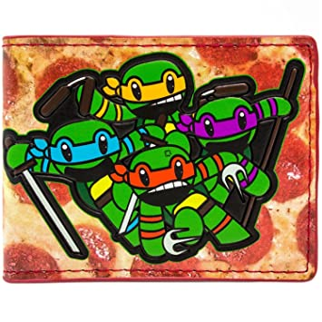 Cartera de Mirage Teenage Mutant Ninja Turtles Los ...