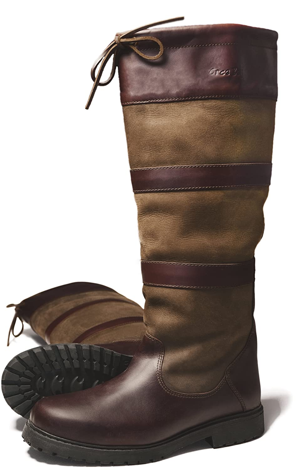 345aab4f321c3 orkney leather country boot: Amazon.co.uk: Shoes & Bags