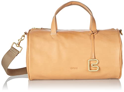 reliable quality really comfortable get online BREE Damen Stockholm 35, Bowling Tasche, Braun (Nature), One ...