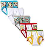 DreamWorks Little Captain Underpants 5 Pack Boys
