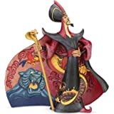 Enesco Disney Traditions by Jim Shore Aladdin Jafar Standing Pose Figurine, 9 Inch, Multicolor