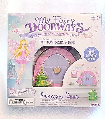 My Fairy Doorways Princess Door with Heart and Frog Prince  sc 1 st  Amazon.com & Amazon.com: My Fairy Doorways Princess Door with Heart and Frog ...