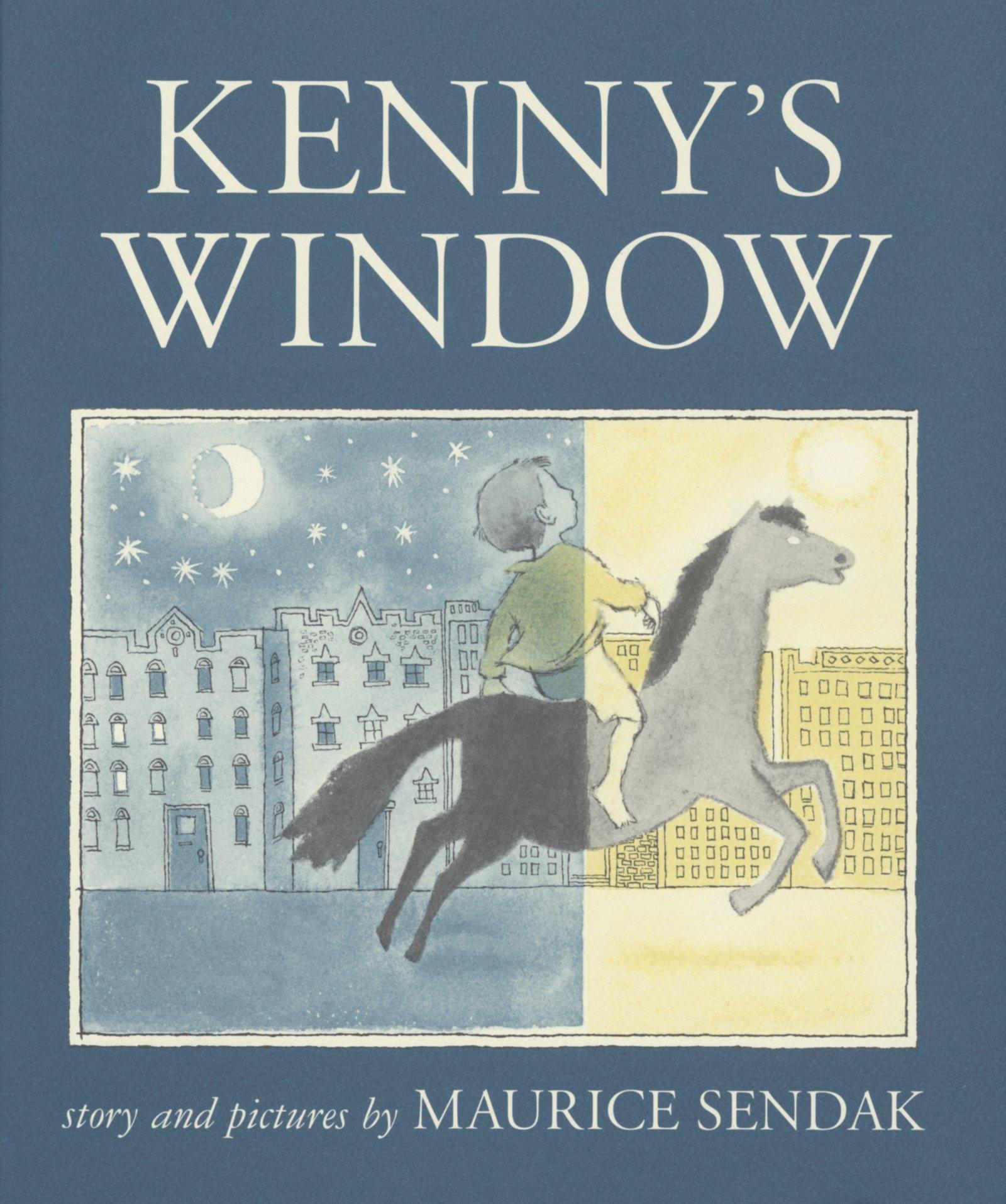 Kenny S Window Maurice Sendak Amazon Books