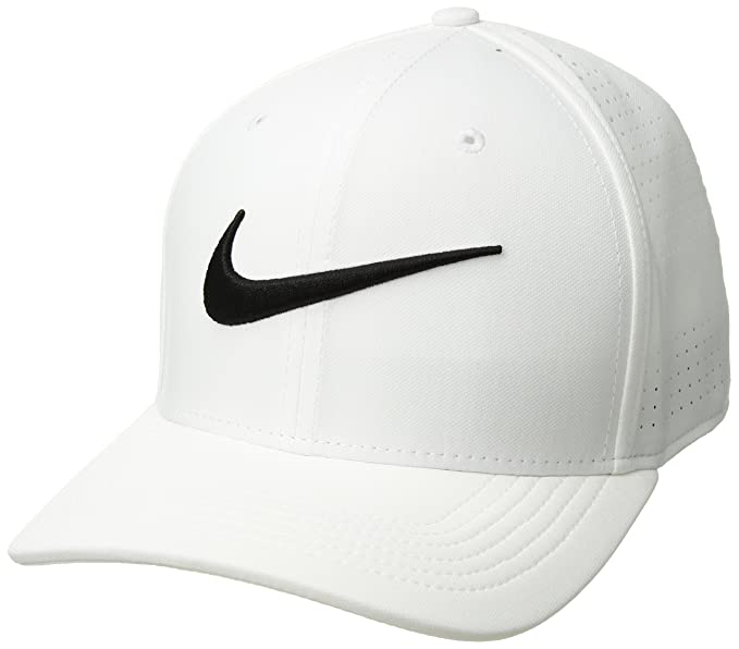 Nike Vapor Classic 99 SF Fitted Hat White S M