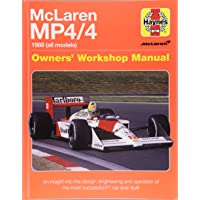 Mclaren Mp4/4 Owners' Workshop Manual: An insight into the design, engineering, maintenan