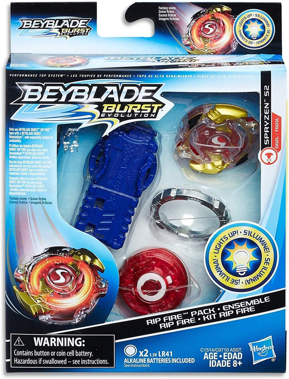 Beyblade Burst Evolution Starter Pack Choose from 4