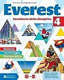 Everest matematica e scienze. Con e-book. Con espansione online. Per la Scuola elementare: 4