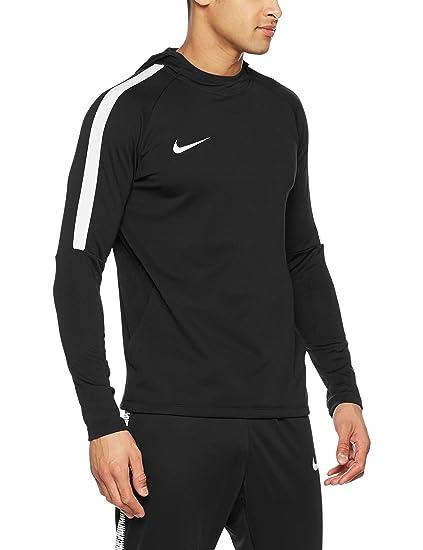284a55c8 Amazon.com: Nike Men's Dry Academy Sweatshirt Hoody: Sports & Outdoors