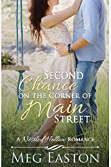 Second Chance on the Corner of Main Street (A Nestled Hollow Romance Book 1) Kindle Edition